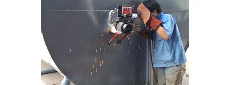 Installation of electronic Pump & Meter Diesel Oil