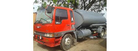 Delivery Diesel Oil