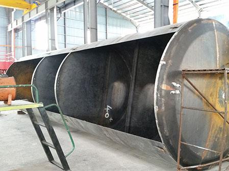 storage Skid Tank Diesel Supplier